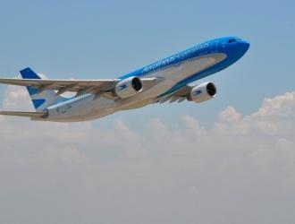 Vuelven los vuelos internacionales