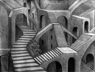 Escapar de la realidad: la ficción en la literatura.