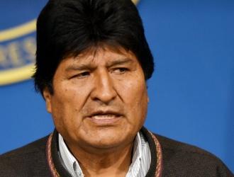 Evo Morales tiene coronavirus
