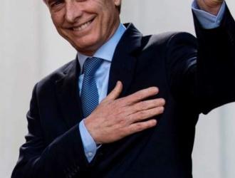El insólito jingle del acto de Macri en Córdoba