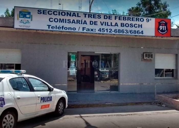 Vestidos de policías roban a un móvil del Gobierno de la Ciudad
