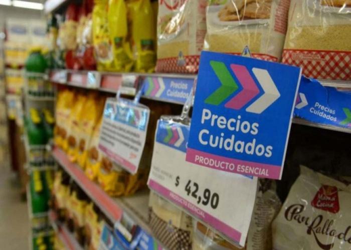 Continúa el programa Precios cuidados con un aumento del 4,8% y con nuevos productos