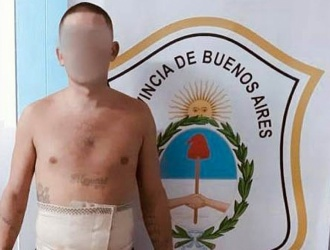 Robo fallido y detención en la casa del actor Osvaldo Santoro