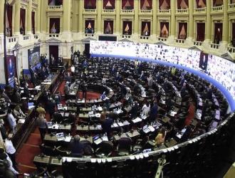Diputados trata el proyecto de Presupuesto