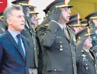Macri quiere ascender a carapintadas